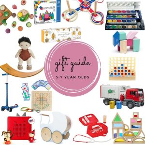 Gift guide for 5-7 year olds