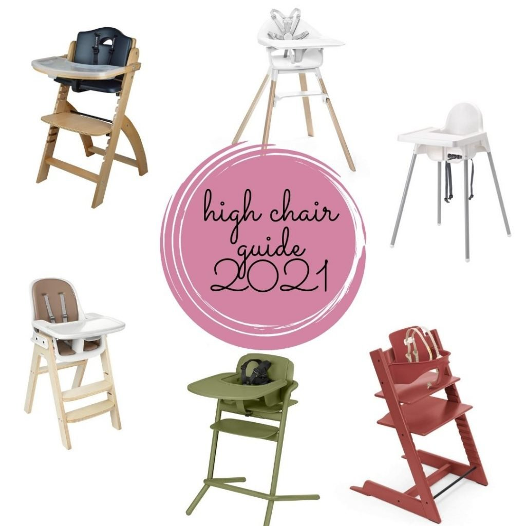 The best high chairs in 2021