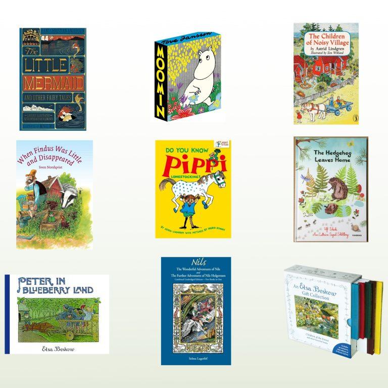 The best Scandinavian books for kids
